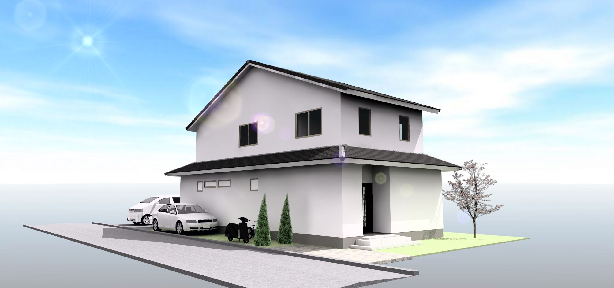 松阪邸 1